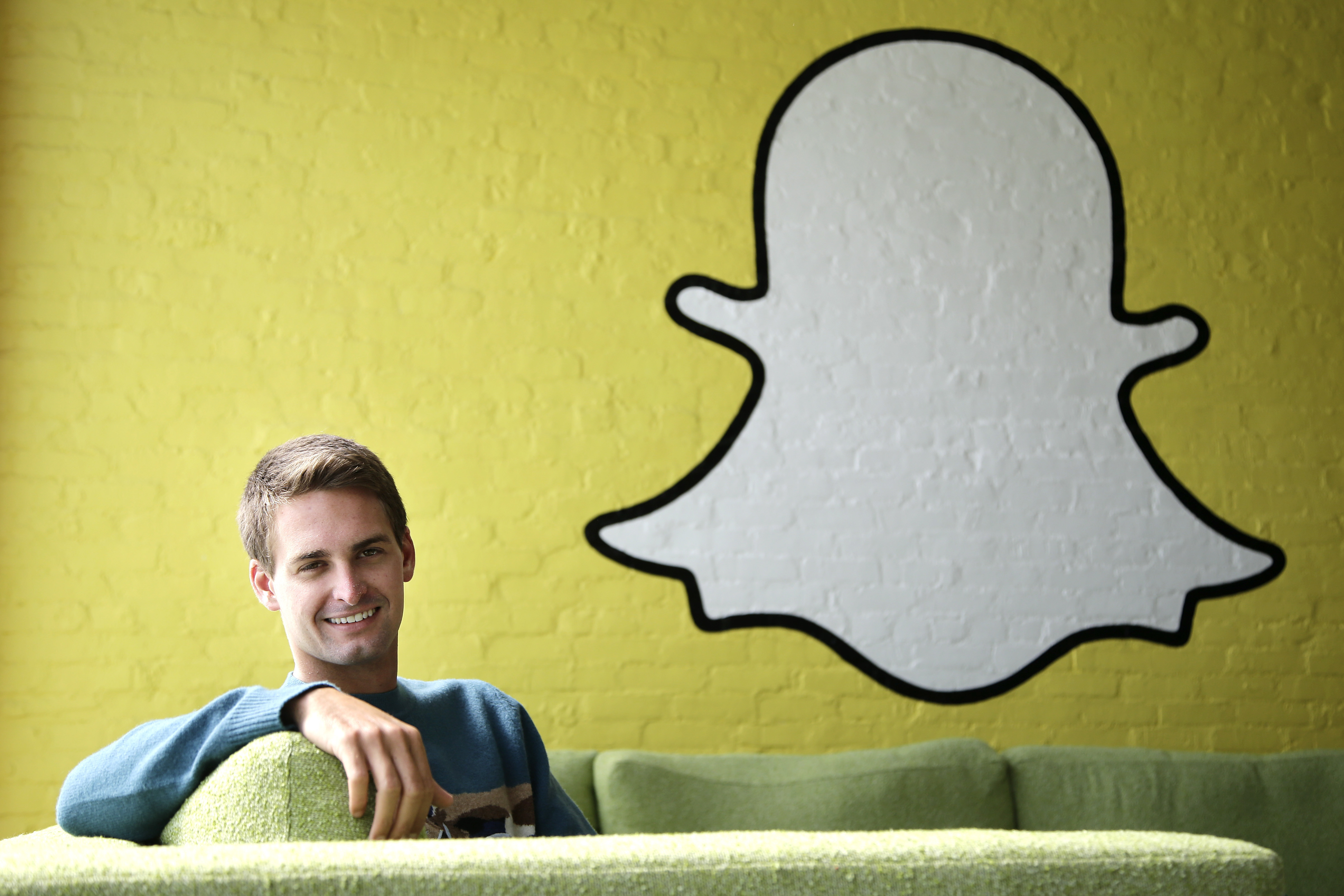 Snapchat Is Going Public, Seeking Up to $3 Billion
