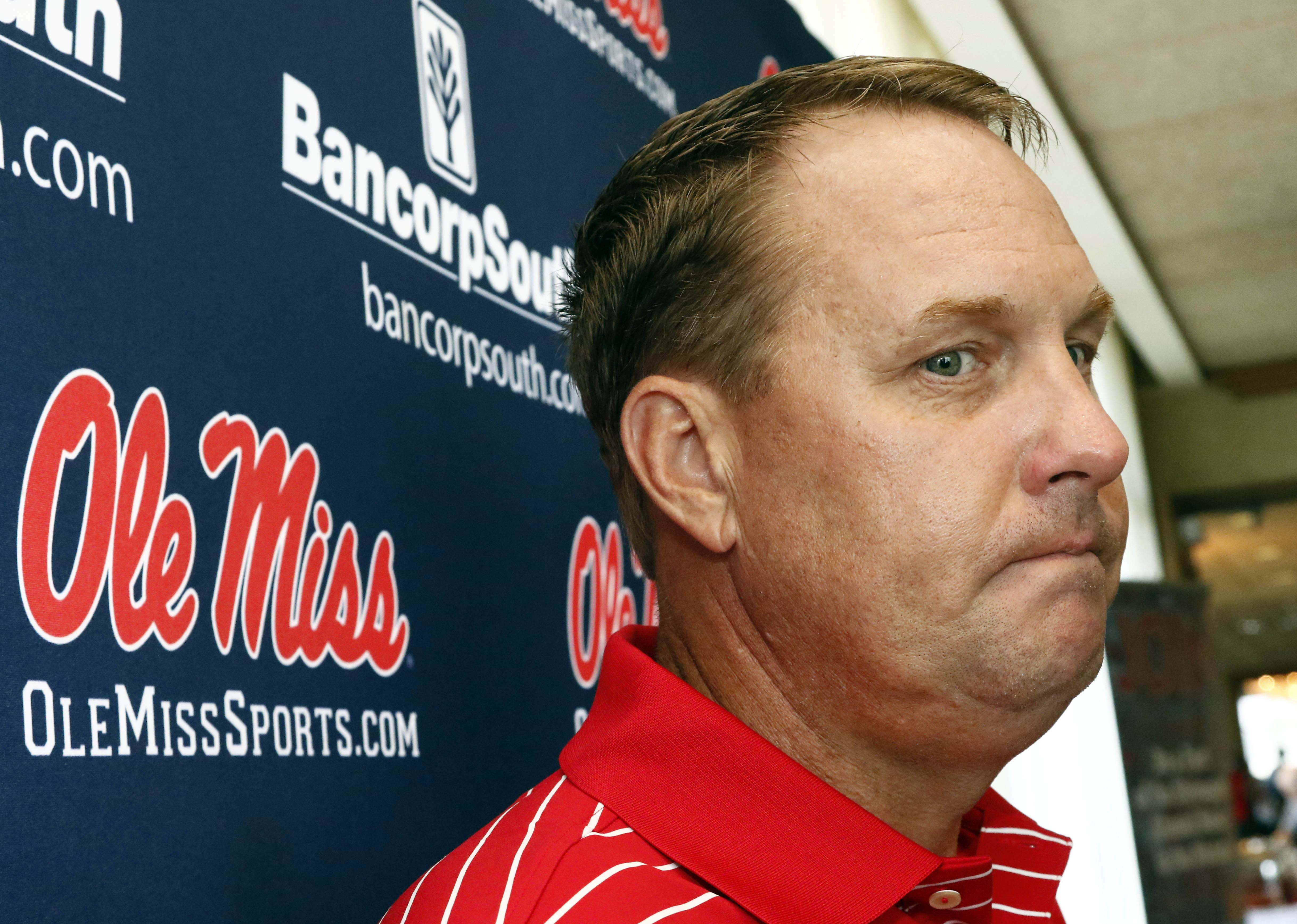 Ole Miss Coach Quits After School Checks Phone Records