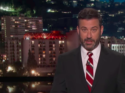 Kimmel-Cassidy Feud Over 'Indefensible' Bill Hits Night 2