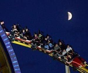 Roller Coaster Triggers Stroke In 4 Year Old