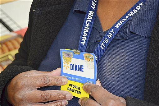 Walmart Moving Its Greeters Back to Front of Stores to Deter Theft ...