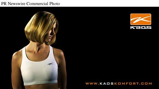 Sports Bra's Underwire Saves Woman From Harm
