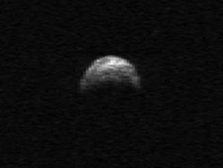 Spooky' Asteroid Will Be Very Close on Halloween