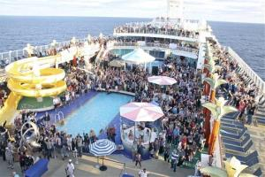 Woman Falls Off Norwegian Pearl Cruise Ship Near Cuba