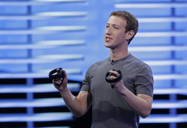 Mark Zuckerberg Calls Out Trump and Other 'Fearful Voices'