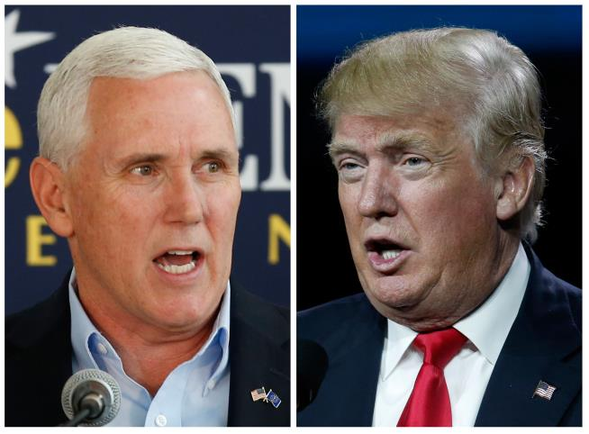 Pence, Gingrich Make Final Cut in Trump's VP Search, Sources Say