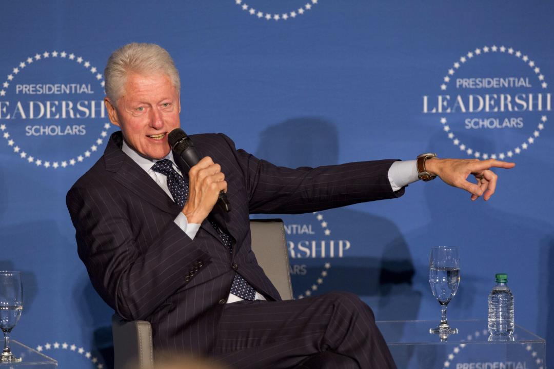 bill clinton leadership qualities The psychological assessment of political this leadership profile of bill clinton  an individual leader's traits are put into perspective by comparing.