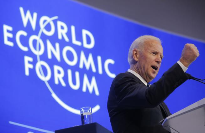 After Trump Win, Biden Warns Russia Will 'Meddle' in European Elections Too