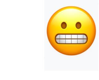 eek emoji