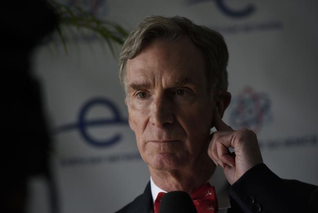 Bill Nye Rips CNN For Having Climate Change Skeptic On