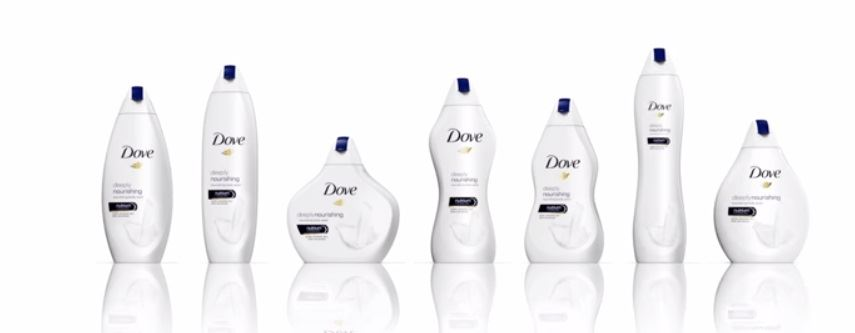 Dove's New Bottles Have a Message, and Some Hate It