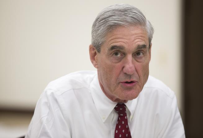 Who can fire special counsel Robert Mueller?