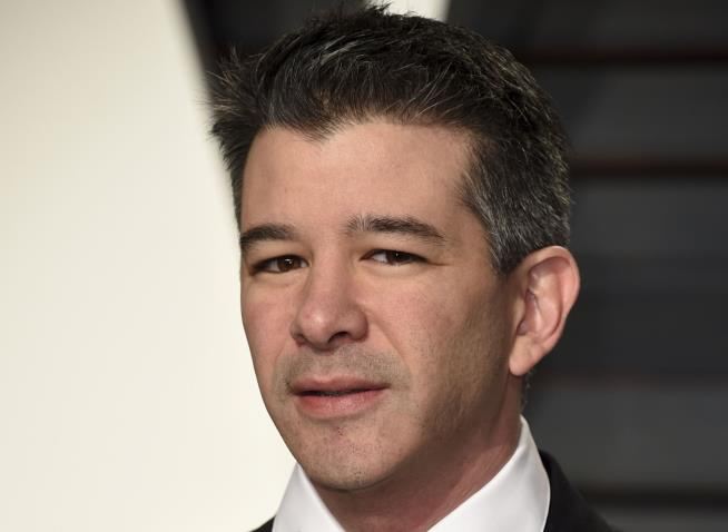 Uber CEO to take leave; report recommends broad changes