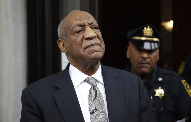 Bill Cosby to tutor men: Avoid being victims of rape allegations
