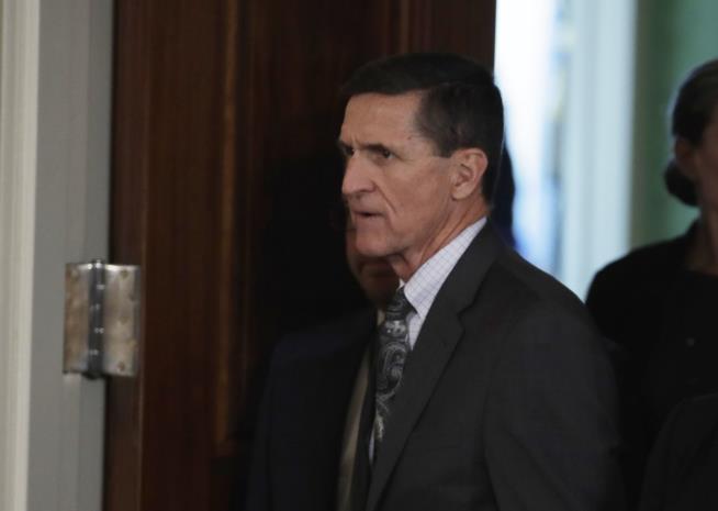 GOP Operative Implied Flynn Link in Seeking Clinton Emails