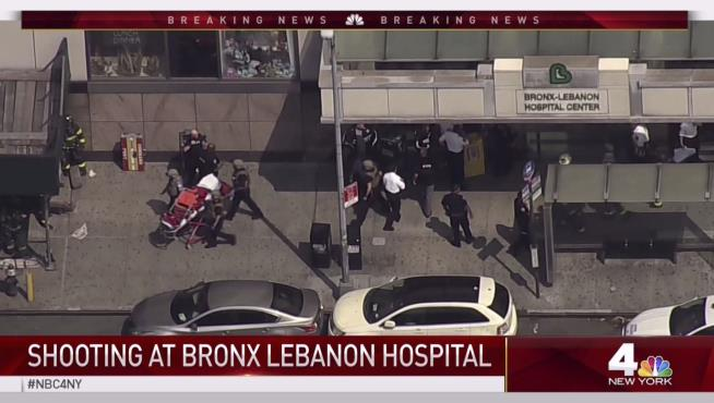 Active Shooter at Bronx Hospital in NY