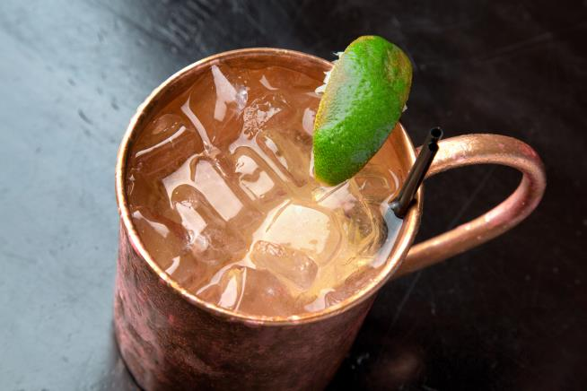 Moscow Mule Mugs Pose Health Risk