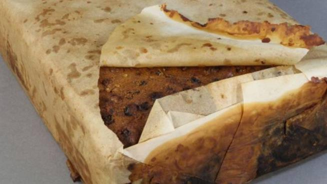 Century old 'perfectly preserved' fruit cake found in Antarctic hut