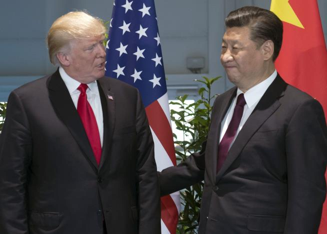 China warns of trade war with US