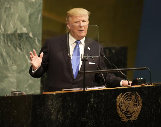 [Editorial] Trump's belligerent and provocative remarks at the United Nations offer no solutions