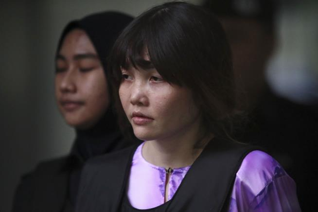 Witness Reveals Names Of Unidentified Suspects In Jong-Nam Trial