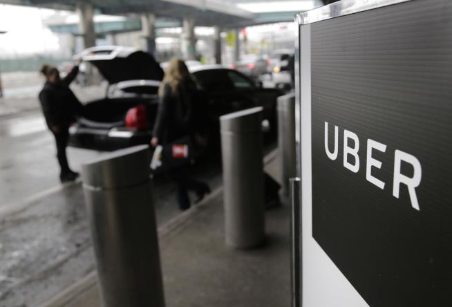 Uber hackers stole data from 57 million people