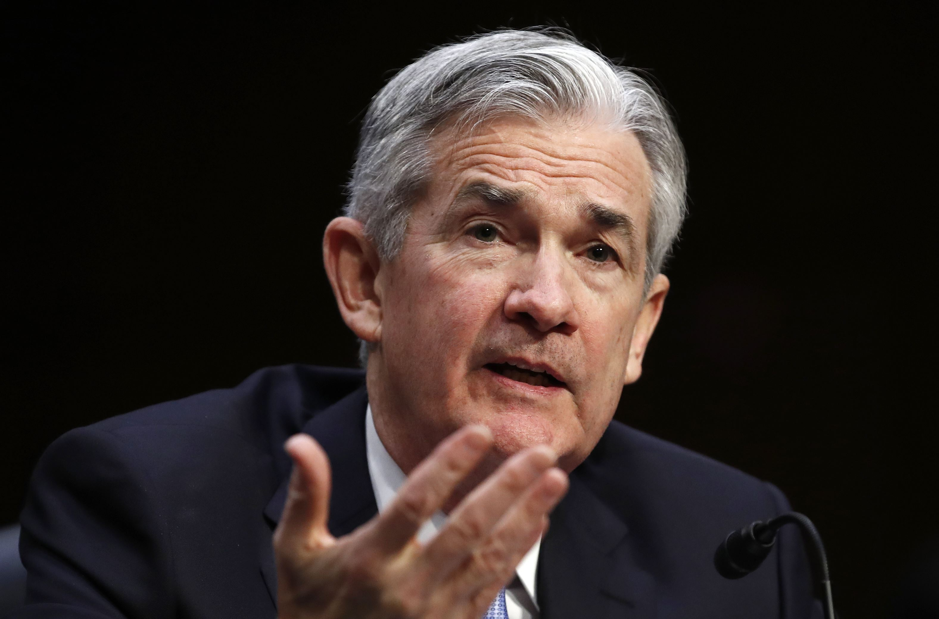 Here Is the New Fed Chief