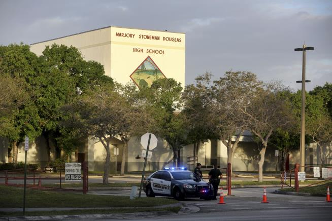 Two Miramar SWAT officers suspended for heading to Parkland massacre