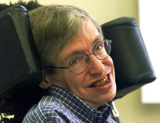 Stephen Hawkings deathbed paper could prove multi-universes