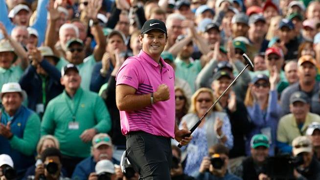No one laughing at Patrick Reed now after Masters win