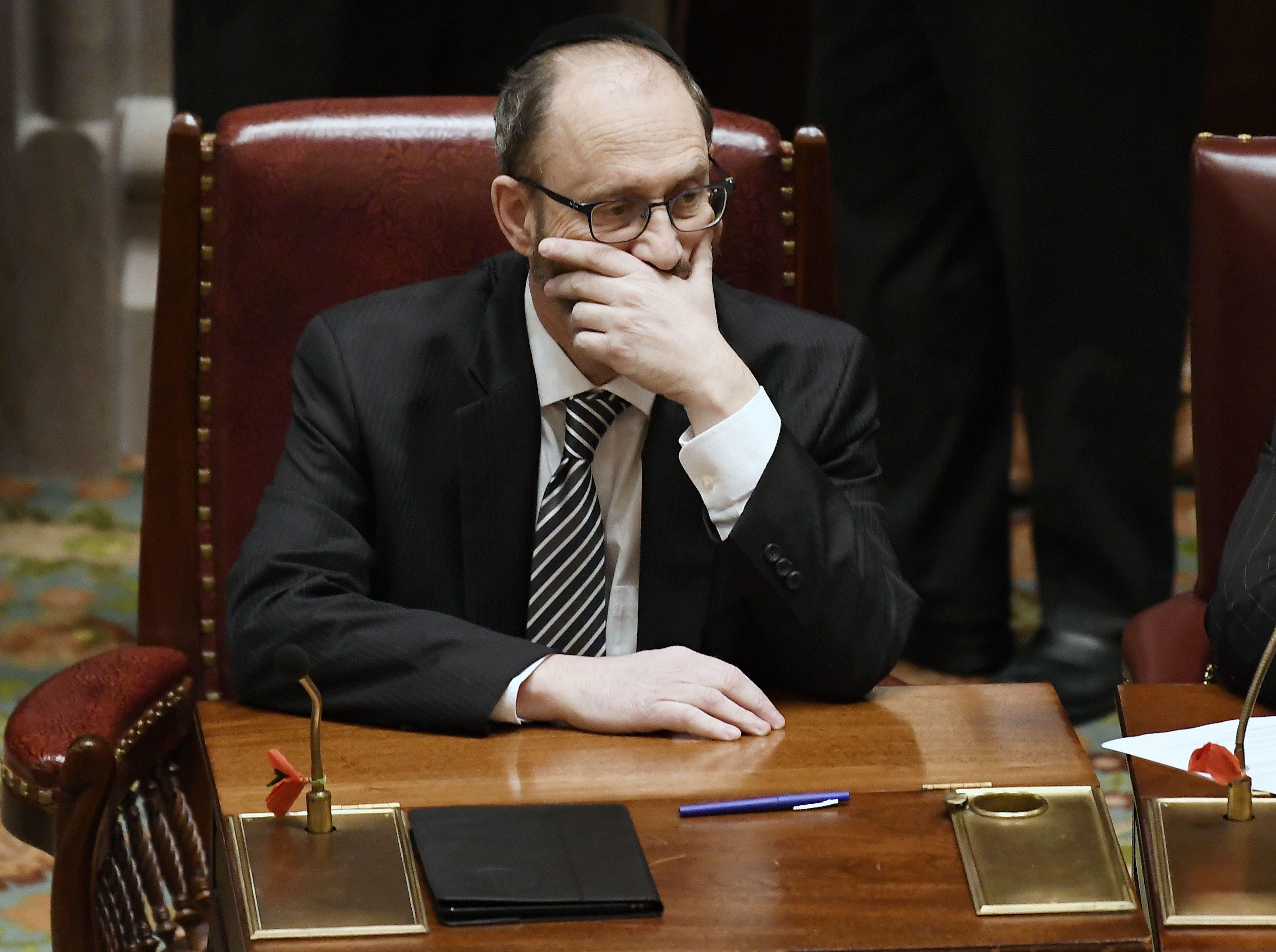 After 2 Wins, Rogue Democrat Prevents Control of NY Senate