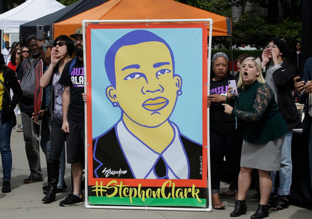 Stephon Clark's Official Autopsy Deviates From First One