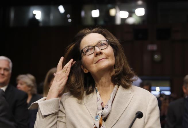 Senate panel approves Gina Haspel as Central Intelligence Agency  chief