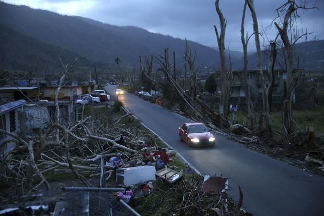 Hurricane Maria death toll may be more than 4,600 in Puerto Rico