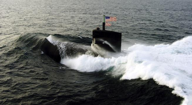 Chinese hackers 'steal USA navy data on undersea warfare and supersonic missiles'
