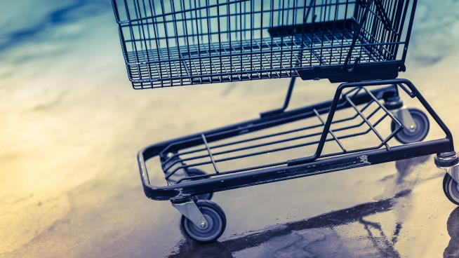 Woman injured by thrown shopping cart wins $45M verdict
