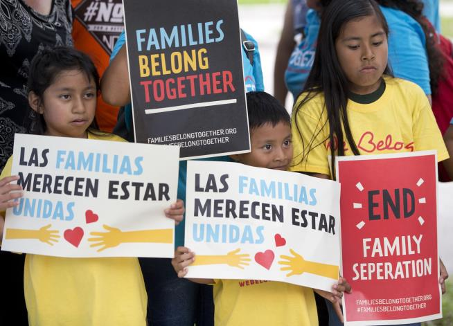 Why is the USA separating immigrant families?