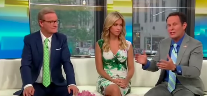 Fox & Friends Co-Host Takes Heat on Separated Kids