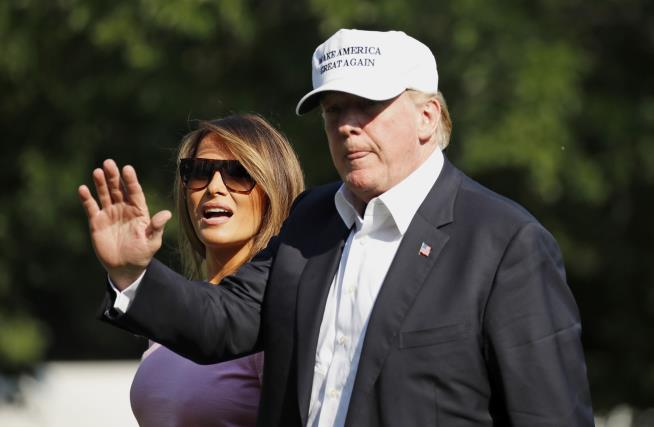 Melania Trump made at least $100,000 from 'positive story' photos