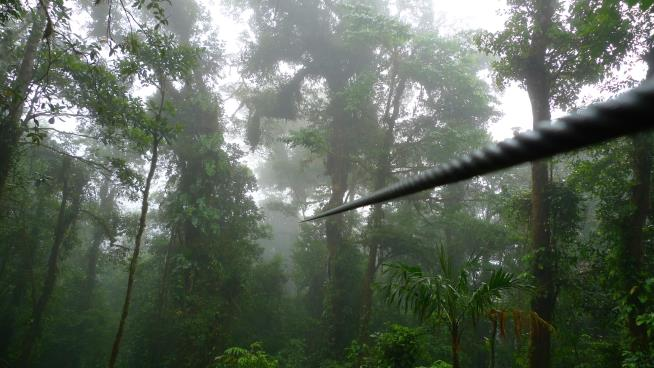 Man on honeymoon dies after zipline collision in Honduras