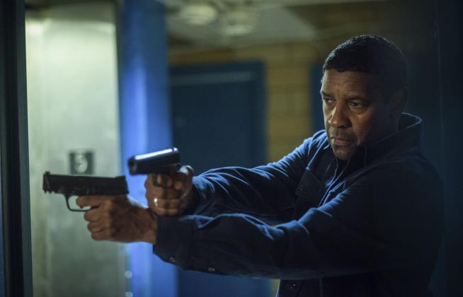 'The Equalizer 2' Assassinates 'Mamma Mia! 2,' But Very Gently