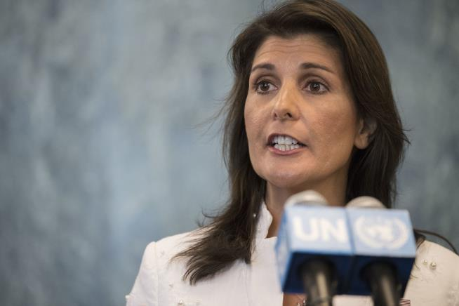 'Owning the Libs' Is Fun but Not Helpful, Nikki Haley Says