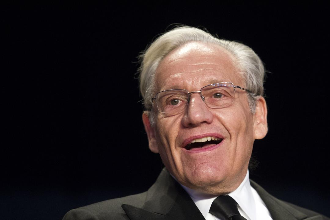 Woodward's New Book, Called Fear , Is About Trump