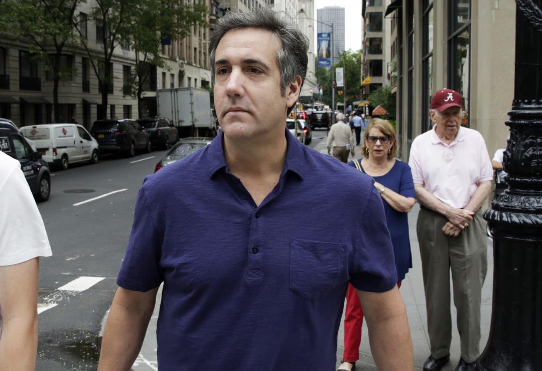 Ex-Judge: I'm Done Reviewing Michael Cohen Raid Items