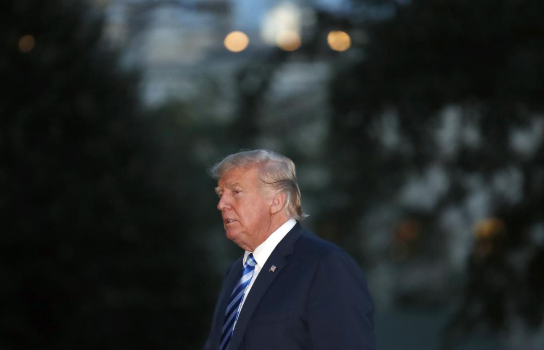 Trump Responds After Newspaper Editorials