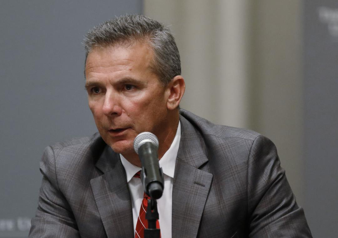 Ohio State Suspends Urban Meyer Without Pay