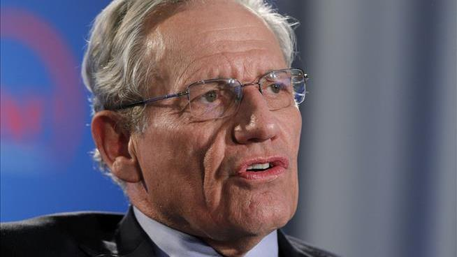 In Bob Woodward's New Book, White House Is 'Crazytown'