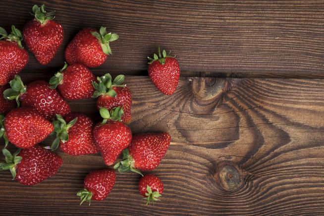 Australians warned to cut up strawberries after people report finding needles inside