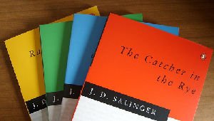 Salinger's novel is still ubiquitously taught even though many newer novels of adolescence are available.