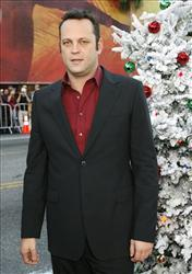 Vince Vaughn stars in Four Christmases this holiday season.